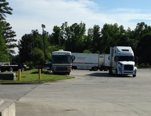 The Great Truck-Stop Debacle, April 2015