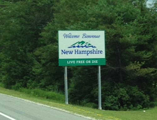 New Hampshire and Vermont July-August 2015