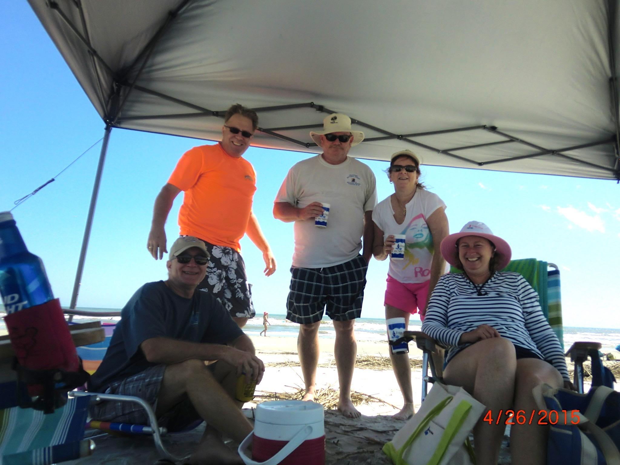 Agroads on Fripp Island SC