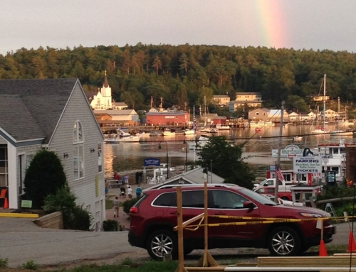 Maine Part 4 – Shore Hills Campground Boothbay, Maine.- August 2015